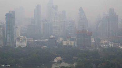 Photo of تقرير: 95% من سكان العالم يتنفسون هواء ملوثا