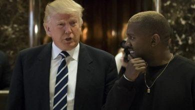 Photo of كاني ويست يشكك في ولاء السود للديمقراطيين