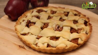Photo of فطيرة التفاح بالفيديو