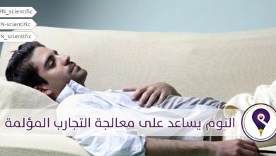 Photo of النوم يساعد على معالجة التجارب المؤلمة