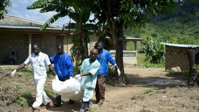 Photo of الإيبولا.. ارتفاع عدد الوفيات في الكونغو