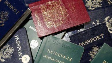 "Photo of أحدث تصنيف لـ""أقوى جوازات السفر"".. دولة عربية الأسرع تقدما"