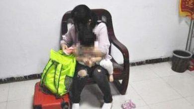 Photo of تبيع طفلتها لشراء أدوات «ماكياج»
