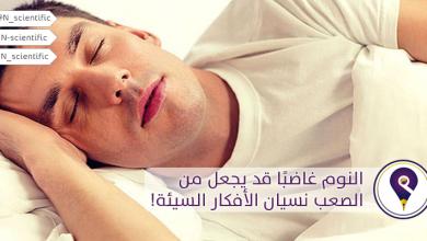 Photo of النوم غاضبًا قد يجعل من الصعب نسيان الأفكار السيئة!