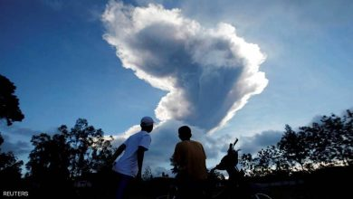 Photo of ميرابي يثور ويسبب الرعب في إندونيسيا