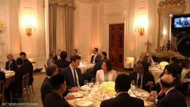 Photo of مأدبة إفطار في البيت الأبيض
