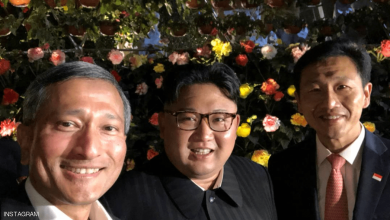 Photo of أول سيلفي لزعيم كوريا الشمالية