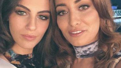 """Photo of ملكتا جمال العراق وإسرائيل تلتقيان مجددا بعد """"سيلفي"""" أثار الجدل"""