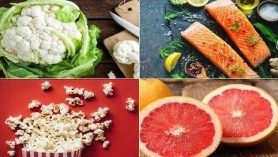 Photo of 10 أطعمة يمكنك تناولها بقدر ما تريد دون أن تكسب الوزن