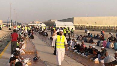 """Photo of شرطة دبي تدخل موسوعة """"غينيس"""" بأكبر مائدة إفطار في العالم (صورة)"""