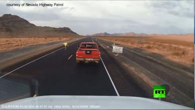 Photo of فيديو يوثق لحظة وقوع حادثة مروعة في الولايات المتحدة
