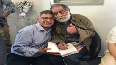 Photo of وفاة الفنان التشكيلي الفلسطيني سمير سلامة عن 74 عامًا