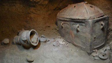 Photo of اكتشاف مقبرة في جزيرة كريت عمرها أكثر من 3 آلاف سنة
