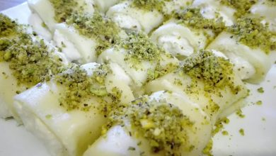 Photo of طريقة عمل حلاوة الجبن السورية (فيديو)