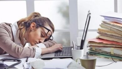 Photo of خمسة أسباب للشعور الدائم بالتعب أولها قلة النوم