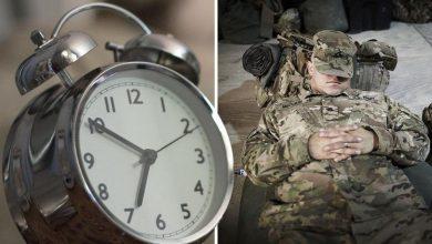 Photo of طريقة يستخدمها الجيش الأميركي للنوم خلال دقيقتين فقط!