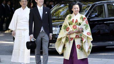 Photo of أميرة يابانية تتخلى عن اللقب الإمبراطوري لتتزوج