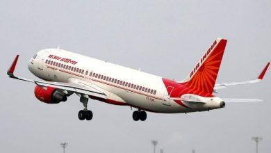 Photo of مضيفة في شركة الطيران الهندية تسقط من طائرة