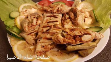 Photo of شاورما الدجاج باالمنزل وبطعمة شاورما المحلات (فيديو)