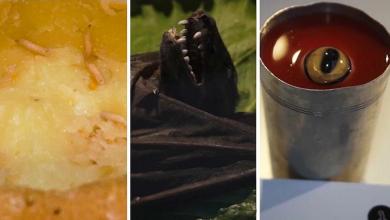 Photo of نبيذ الفئران و قضيب الثور .. متحف للأكلات المقززة في السويد ! ( فيديو )