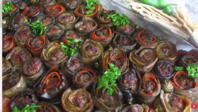 Photo of طريقة تحضير رولات اللحمه بالخضار (فيديو)