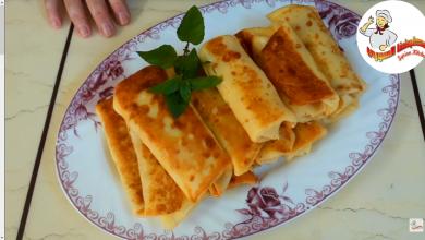 Photo of طريقة تحضير كريب مالح بحشوة الدجاج اللذيذة (فيديو)