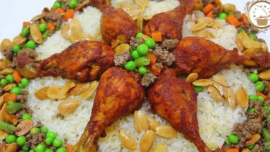 Photo of اطيب طبخة الرز بالبازلاء حضريها بطريقة جديدة وطعم لا يقاوم (فيديو)
