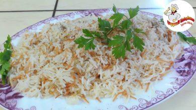 Photo of الرز بالشعيرية بالتفصيل وخطوة بخطوة (فيديو)