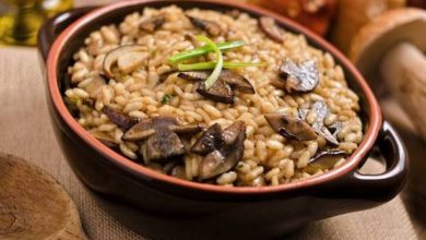 Photo of الأرز واللحم مع الفطر: طبق شهيّ حضّره اليوم على الغداء