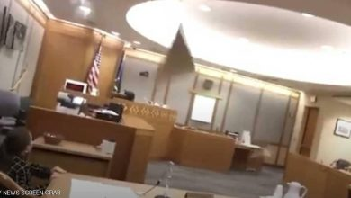 Photo of دقيقة من الرعب.. فيديو لزلزال أميركا العنيف ولحظة الهروب