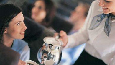 Photo of سبب مقرف يجعلك تتجنب شرب القهوة على الطائرات