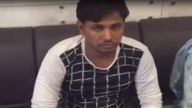 Photo of شاهد.. سعودي يرسل ابنه للهند لتسليم مستحقات مالية لعامل ( فيديو )
