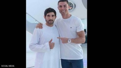 Photo of رونالدو ينشر صورته مع ولي عهد دبي.. وسيل من الإعجابات