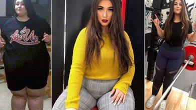 Photo of بسبب التنمر .. شابة بريطانية تفقد 182 رطلاً من وزنها ( فيديو )
