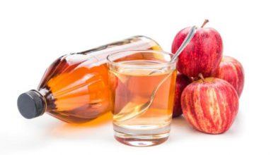 Photo of فوائد شرب خل التفاح على الريق