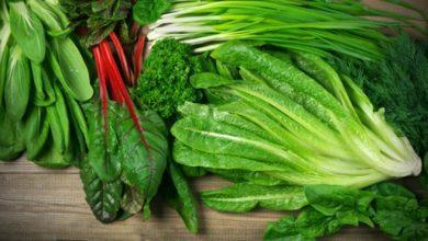 Photo of لحماية صحة الكبد.. أكثروا من الخضراوات الورقية