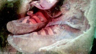 Photo of العثور على مومياء عمرها 1500 عام .. و حذاؤها يذهل علماء الآثار ( صور )