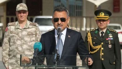 Photo of نائب أردوغان يوجه من القاعدة التركية في الدوحة رسالة غير مسبوقة لأعداء قطر