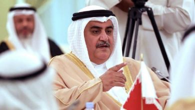 Photo of رد عنيف من وزير خارجية البحرين على مقتدى الصدر