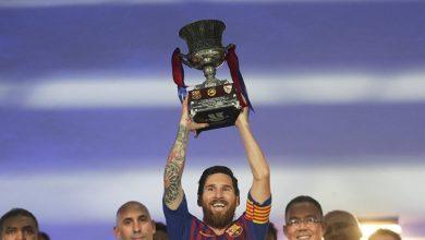 Photo of برشلونة يحرز لقب الدوري الإسباني لكرة القدم