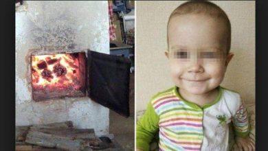Photo of ألقى حفيده في الفرن لتخليصه من الروح الشريرة!