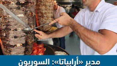 Photo of السوريون سيطروا على سوق الشاورما.. ونحافظ على هوية الأكل المصري