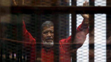 Photo of النيابة المصرية: مرسي عميل للحرس الثوري الإيراني