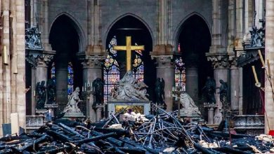 Photo of الكنيسة الأرثوذكسية الروسية : حريق نوتردام ليس من علامات يوم القيامة