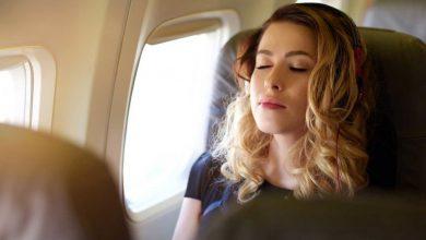 Photo of هذه الخطوات الـ 7 ستضمن لك رحلة مريحة على متن الطائرة