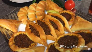 Photo of طريقة تحضير فطائر صباحية ومسائية ذهبية بدون دهن بيض (فيديو)