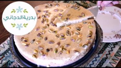 Photo of طريقة عمل تشيز كيك الفستق (فيديو)