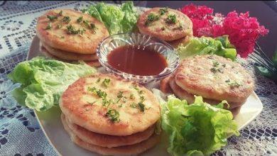 Photo of اطيب فطاير بطاطا بالمقلاة حضريها بسرعة لعشاء خفيف (فيديو)