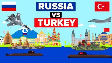 Photo of روسيا تجد نفسها على أبواب حرب مع تركيا !