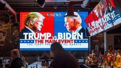 "Photo of "" مهرج و عنصري و جرو روسيا و عليه أن يخرس "" .. أبرز ما جاء في مناظرة ترامب و بايدن الرئاسية ( فيديو )"